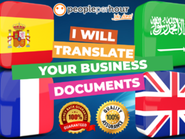 Provide Top Quality English French Translation [ 500 Words ]