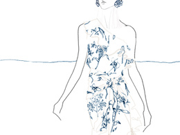 Create Fashion Illustrations, Sketches or Line-up