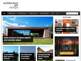 Guest post on Architectureartdesigns.com home website - DA 70