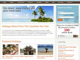 Guest post on Puretravel.com Travel website - DA 50
