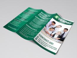 Brochure Design with Unlimited revisions