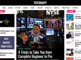 Publish Guest Post On Techavy ।  Techavy.com