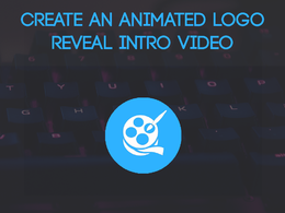 Create an Animated Logo Reveal Intro Video