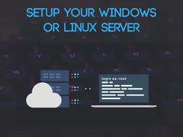 Setup your dedicated server / VPS