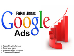 Setup, optimize and manage your Google Ads