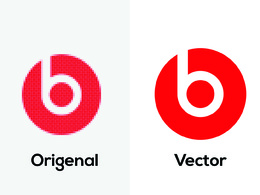 Convert your logo or graphic into vector format in 24 hours