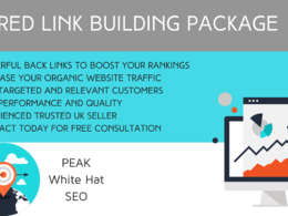 Deliver a powerful tiered backlinking SEO pacakage