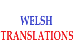 Translate 500 words from English/Welsh or Vice Versa