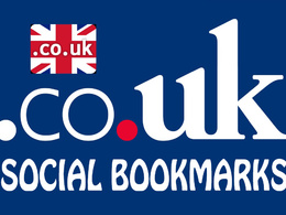 Add your website to 800 .CO.UK HQ Social Bookmarking sites