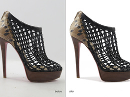Professional photo retouching for online shops - 25 picture