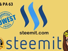 Guest Post in steemit.com DA 79 and PA 63
