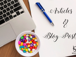 Write 5 SEO optimized articles/blog posts
