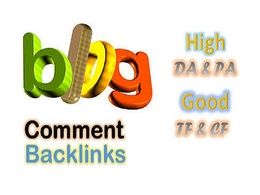 Blog Comment Backlinks Make Manually