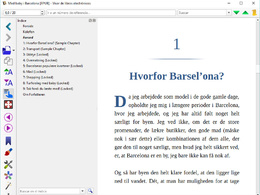 Convert your book to ePub and Amazon Kindle
