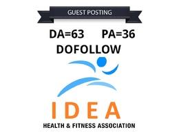Write & publish a guest post on Ideafit.com (DA-63 Dofollow)