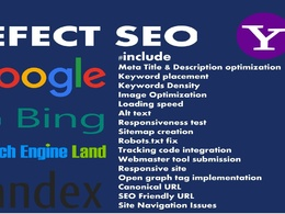 Optimize Onpage SEO of your website Like a PRO