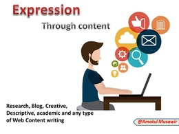 Write high quality original 500 words ANY web content articles