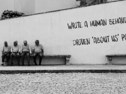 Write human behaviour driven 'About Us' content