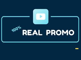 Promote your YouTube video to get organic viewers and SEO
