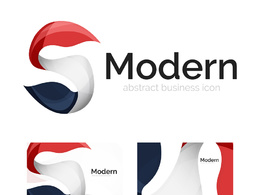 100% original logo/identity, 3 concepts add business/c & L/head