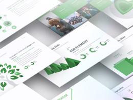 Get 10 page presentation design
