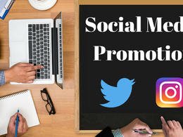 Promote Your Social Media Account for 5 Days