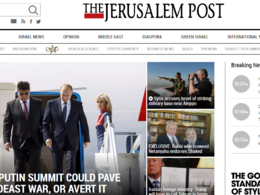 Premium Guest Post On JPOST.com _  JPOST DA 91 Dofollow Backlink