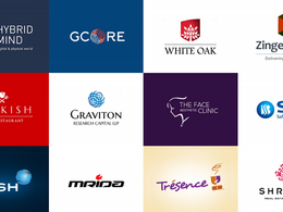 Professional Bespoke Logo, Unlimited Revision, Stationary & more
