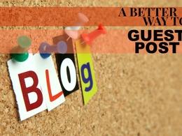 Publish guest post on health website  DA 67