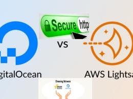Setup Linode AWS  Digital Ocean Server with Free SSL And CPenal