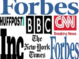 Backlink from Forbes, BBC,CNN, Nytimes, Guardian, Huffington etc
