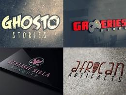 Bespoke Logo+3 Concepts+Unlimited Revision+Source File+Stationar