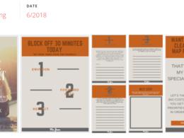 Create a stunning PDF, eBook, or workbook
