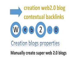 Manually Create Super Web 2.0 Blogs