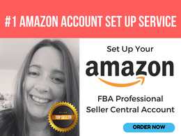 Set Up Your Amazon FBA Professional Seller Central Account