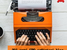 Write an engaging, 700 word blog on any topic, optimised for SEO