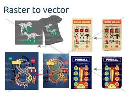 Do raster to vector