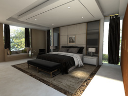 Provide interior design for your space