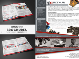 "Design Awesome attractive ""Brochure"" one page (Flyer)"