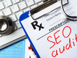 SEO audit your website identifying failings in Google