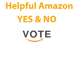 Amazon 100 Helpful yes or No Votes From Verified Account