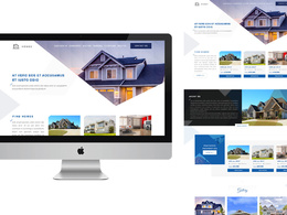 Design a awesome website mockup and psd to responsive  HTML
