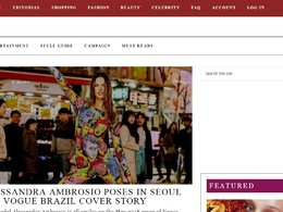 Guest post on Fashiongonerogue.com fashion website - DA 75