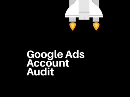 Conduct a full AdWords account audit