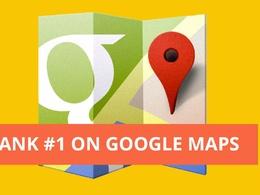 Create 1200 Google Map Citations along with High PR Backlinks