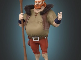 Model ,Texture & Rig Game Characters & Props  in High quality.