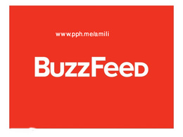 Publish Guest Post with DOFOLLOW link on BuzzFeed. com Da 94