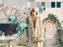 Create a visually stunning moodboard for your creative project