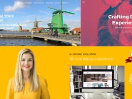 Create a Premium Responsive Professional Website