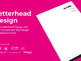 Design a Corporate Letterhead
